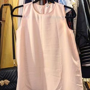 NWOT Uniqlo Pastel Blush Sleeveless Top 🌹